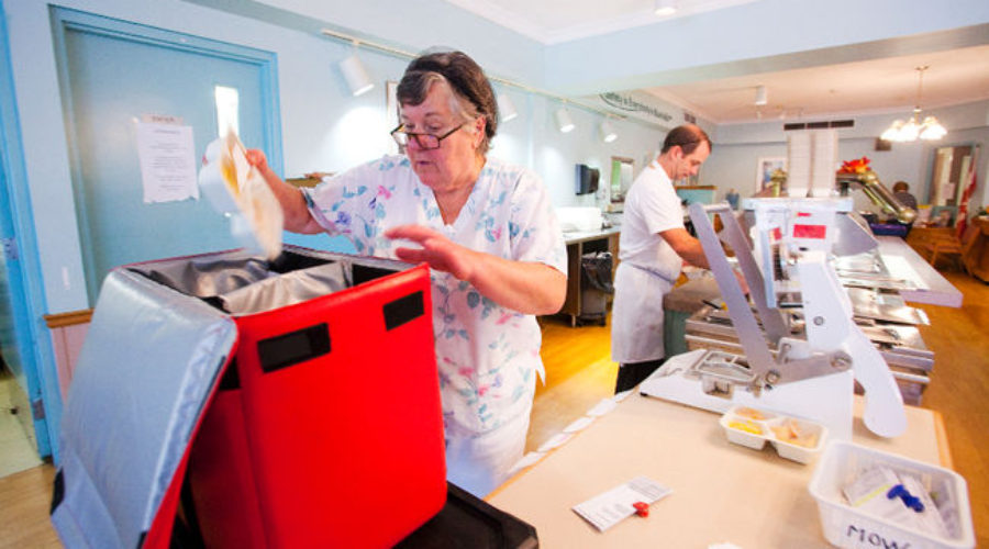 Meals on Wheels — More Than Just a Meal